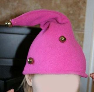 Pink pixie hat2