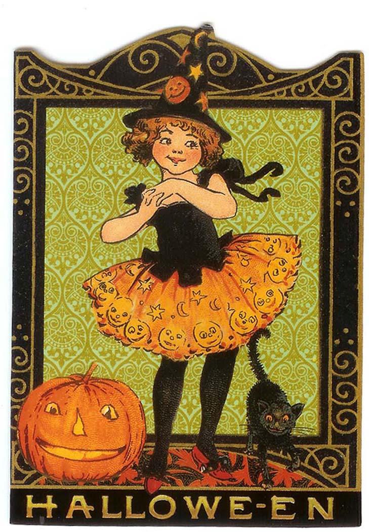 Halloween Cards Punch Studio - Rohling Studios