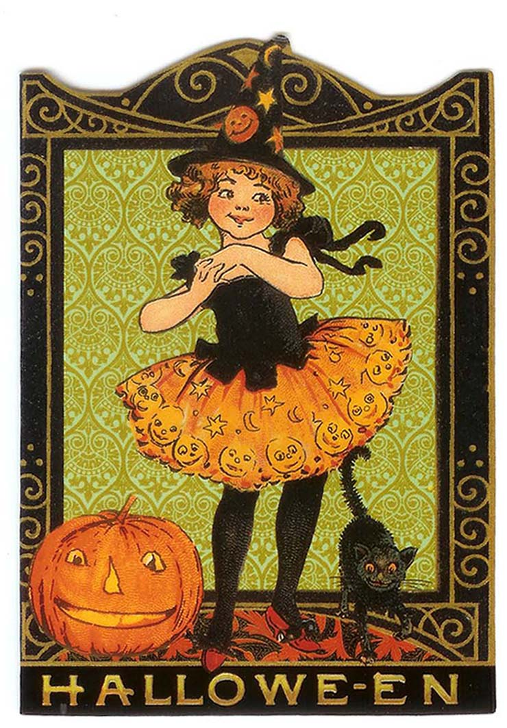 Best Wallpaper Halloween Vintage - itty_bitty_witch_3  Trends_726725.jpg